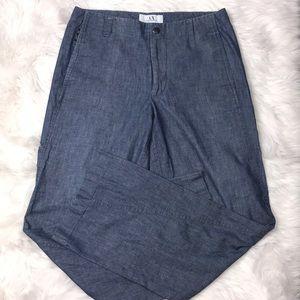 A/X Armani Exchange Cotton Denim Pants Size 30REG